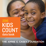 The 2016 KIDS COUNT Data Book: State Trends in Child Well-Being