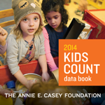 "<span style=""font-family: Arial;"">2014 <em>KIDS COUNT Data Book</em></span>"